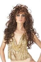 Seduction Wig - Brown