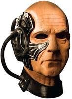 Star Trek Next Generation Locutus Mask Adult