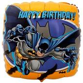 Batman Happy Birthday Foil Balloon 18""