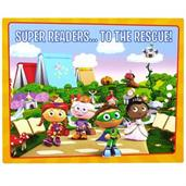 Super Why! Activity Placemats