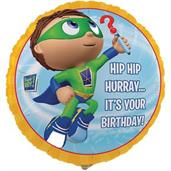 Super Why! Foil Balloon