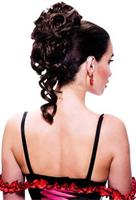 Amelie Ponytail Brown Adult