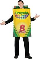 Crayola Crayon Box Adult Costume