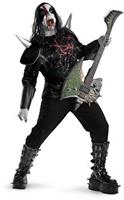 Metal Mayhem Adult Plus Costume