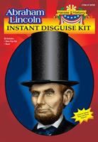 Heroes in History Abraham Lincoln Beard and Hat Child