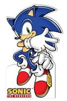 "Sonic the Hedgehog Standup 66"" x 42"""