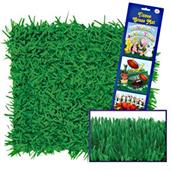 "Green Grass Tissue Mats 15"" H x 30"" W"