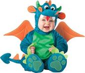 Dinky Dragon Infant / Toddler Costume