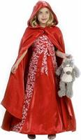 Princess Red Riding Hood Child Costume