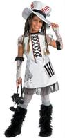 Monster Bride (White) Tween Costume