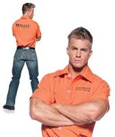 Prisoner Shirt Adult Costume