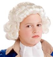 Colonial Boy Child Wig