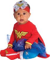 Wonder Woman Newborn Costume