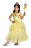 Disney Belle Deluxe Sparkle Toddler/Child Costume