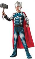 Avengers Assemble Deluxe Thor Child Costume