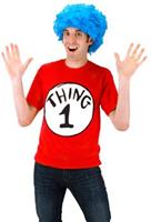 Dr. Seuss Cat In The Hat -Thing 1 Tee Shirt Kit