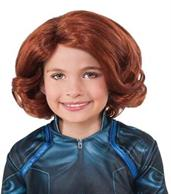 Avengers 2 Black Widow Child Wig