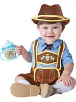 Little Lederhosen Toddler Costume
