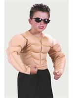 Muscle Shirt Child Costume
