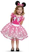 Pink Minnie Mouse Deluxe Tutu Child Costume