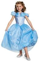 Cinderella Movie: Cinderella Prestige Child Costume