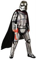 Star Wars Episode VII - Womens Captain Phasma Deluxe Costume