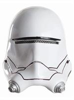 Star Wars Episode VII - Mens Flametrooper Half Helmet