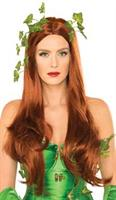 Poison Ivy Washable Wig for Adults