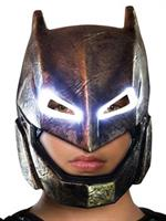 Batman v Superman: Dawn of Justice - Batman Adult Armored Light Up Mask