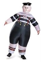 Alice Through the Looking Glass: Inflatable Tweedle Dee/Dum Adult Costume