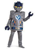 Lego Nexo Knights Clay Deluxe Costume
