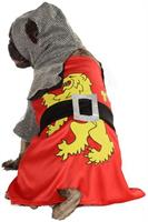 Sir Barks A Lot Knight Pet Costume