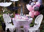 Paris Damask Party Packs