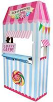 Candy Shoppe Cardboard Stand