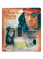 Pirate Accessories & Makeup