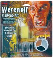 Werewolf Character Makeup Kit