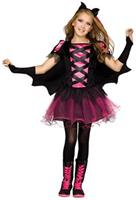 Bat Queen Child Costume