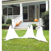 Ghostly Group Lawn Ornaments - Small
