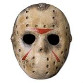 Friday The 13th Jason Deluxe Adult Mask