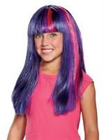 Twilight Sparkle Movie Child Wig