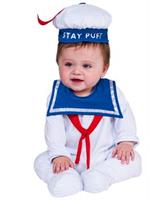 Stay Puft Newborn Costume