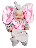 Little Elephant Bunting Newborn Infant Costume
