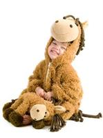 Playful Pony Infant Costume