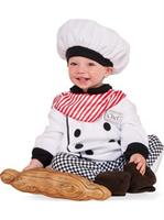 Little Chef Toddler Costume