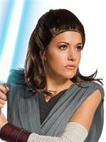 Star Wars Episode VIII - The Last Jedi Adult Rey Wig