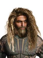 Justice League: Aqua Man Adult Beard and Wig