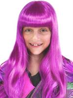 Isle Princess Long Purple Neon Wig