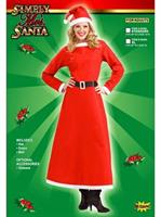 Simply Mrs. Santa Costume