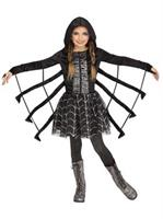 Sparkling Spider Girl's Costume