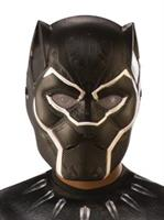 Marvel: Black Panther Movie Black Panther Child 1/2 Mask